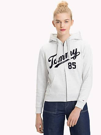 Et Zippé Capuche Sweatshirt Logo L À Hilfiger Tommy tXIqw