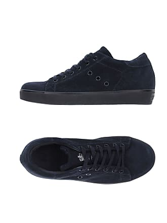 Sneakers Tennis Basses amp; Leather Crown Chaussures 8q4wxfEpI