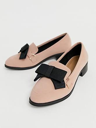 Asos Montie De Design Con Planos Zapatos Lazo rPSUqIrv