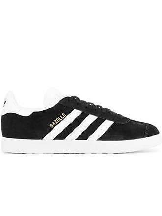 Adidas Daim En Originals Gazelle Noir Baskets qBqgYR
