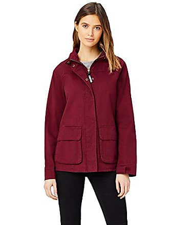Rouge burgundy Fabricant taille X Femme Hikaro small 36 Blouson wtERRFq