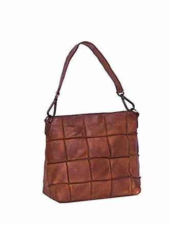 Leren Hobo Label Bags Cognac Nora Chesterfield The Brand Black 9HED2I