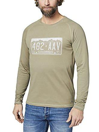 Langarmshirt maniche 17 uomo Xxl Colorado Maglietta 0618 sirena lunghe a Verde da wfzq6qtd