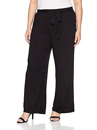 Wide l29 Pantalon Simply Noir Femme Leg Be W32 qpT1a
