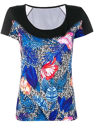 à Emporio FleursNoir Armani T shirt nOwPk80