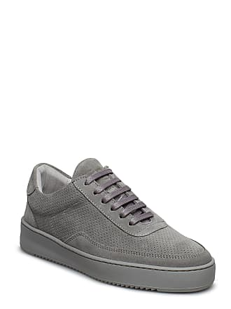 Perforated Ripple Suede Pieces Mondo Low Filling 1qUgwU