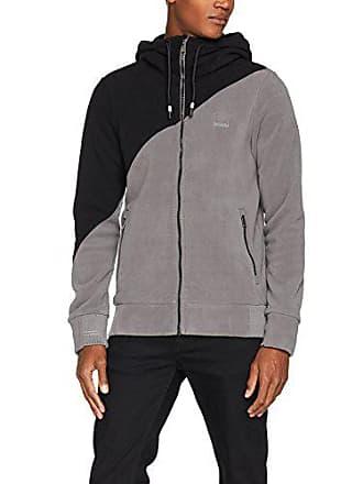 Grey Bench Sweat dark Gris Homme Fleece Gy149 Veste Colorblock Her 8qnUTZqH