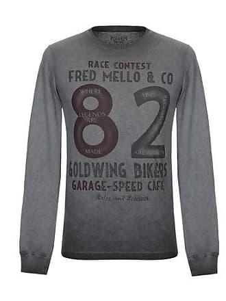 Mello Mello Y Y Fred Fred Tops Fred Y Mello Tops Camisetas Camisetas Camisetas EYqTznz