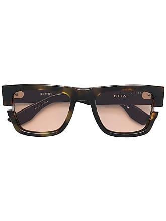 Sekton Eyewear Dita Lunettes De Soleil Marron FHABfq