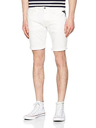 1 Shorts 8005201 Ma996 Herren 000 Replay 30 white Weiß aB16wxHq