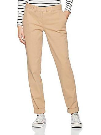 Fabricante tan Pantalones Chino 292 Skinny Hilfiger Marin talla 32 Del Tommy Para Beige 34 Mujer xTwaO8S