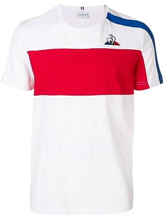 Coq shirt Block Sportif à T Le Colour LogoBlanc l1KTFJc