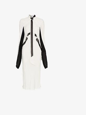 Yin Asymmetric Dress Kitx Knotted Silk Yang Pdwq1