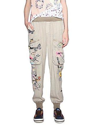 Stylight −50 A Pantaloni Acquista Desigual® Fino TnqTgBP