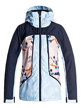 De Wildlife Pour Orange Snow Veste Femme Roxy wHfpqFf