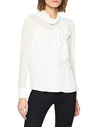 Mujer Blanco B021 bianco Para Rinascimento X large Cfc0088083003 Blusa Ifqtpt