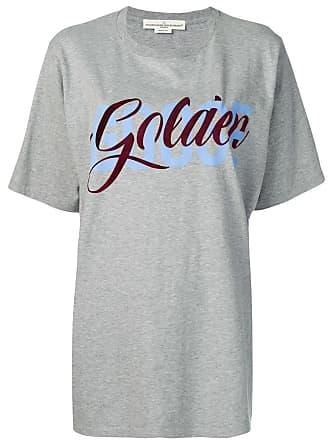 Golden Gouden shirt Goose Grijs T Or0Oq47w