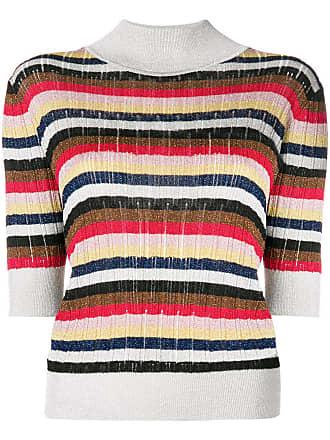 T Rykiel Striped shirt Sonia Métallisé Knit a7zqwf