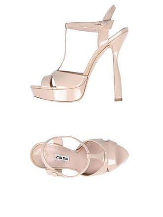Miu Footwear Sandals Sandals With Miu Footwear With Closure P8w5Cqw