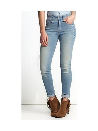 Salsa Jeans Light Medium Carrie 111668 Bleu YFRB1pP