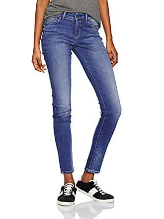 Vaqueros l30 Mujer denim Azul Z36 Fabricante London talla Pixie Jeans Para 29 W29 Pepe wgBvg