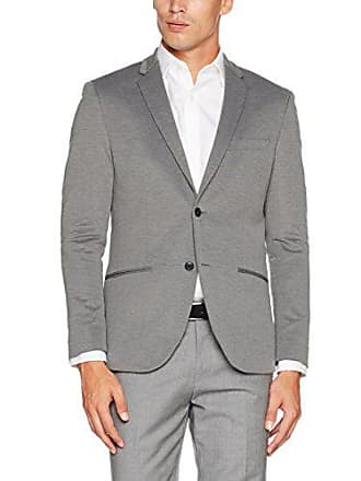 Jprsteven Blazer Traje Hombre Grey Chaqueta amp; Premium By Jack Gris light Para De Jones 90 Sts Melange XzIAP