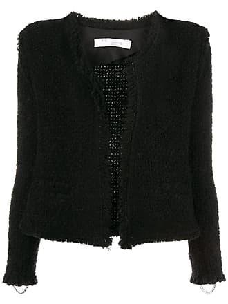 Iro Colore Di Jacket Fitted Shearling Nero rwvA7frq