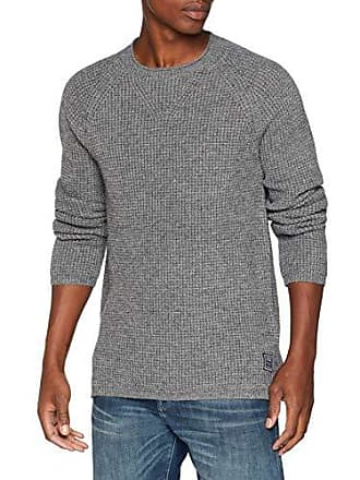 Melange 0606 Structured Para Small In Pull Quality Blend Rocker Soda amp; Gris Wool Scotch grey Suéter Hombre Egnwaq6ZUx