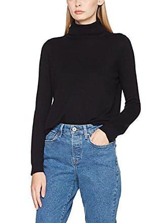 black 1 Jumper Colette 42 Cashmere large Fabricant Great taille Femme Pull Plains Noir q1gt8w0