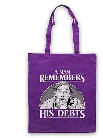 Debts Of Violett Remembers A The Guns Detective Umhangetaschen True Man His Brixton Pq5zwx57