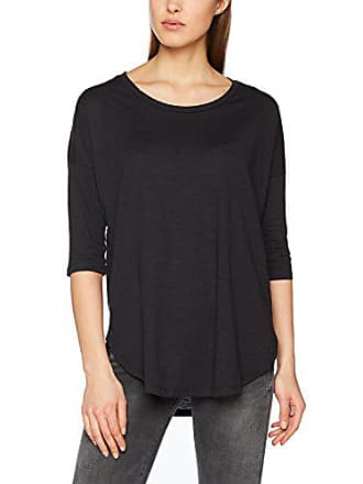 Femme Blouse Abia Nmanna Fabricant O 36 small Noir Black Noos neck X Noisy 3 taille Long Top May 4 Pvqq4p