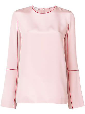 Rose Contrastantes À Stella Coutures Mccartney Blouse 8OxXB