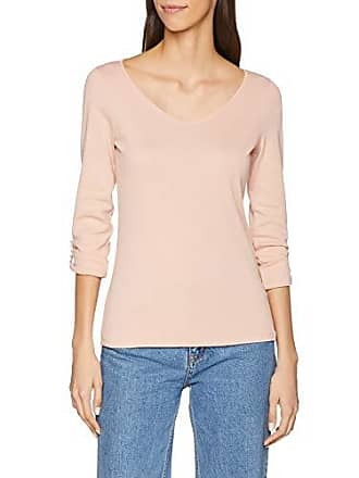 Rosa Mujer Para X large Camisa Esprit Larga Manga old 680 Pink 019ee1k012 W4OA4qfp