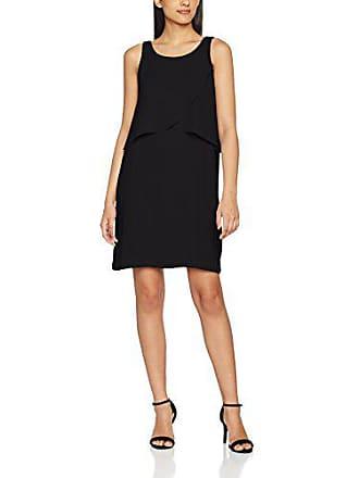 Mujer black Esprit 34 Para 027eo1e039 Vestido Negro qxwTWPv6UH