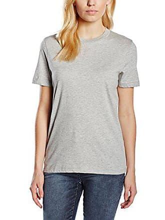 large Femme Courtes T X Gris Manches shirt Selected 1IanS01