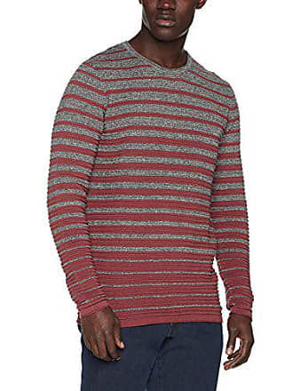 Jersey 2340 Small L71242 Hombre Rojo washed Garcia Para Wine w01O54Oqn