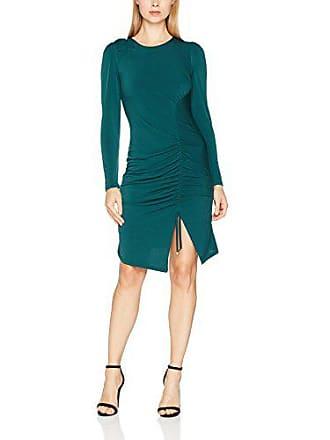 M For Trucco Woman taglia colore Dress verde Casual scuro WOOZ7B18