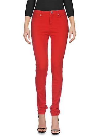 Love Pantalons Denim Jean En Moschino w66rxzqY