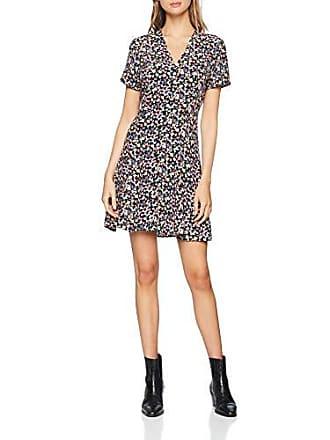 Mujer 46 Es Vestido black Chloe Para New Tea 6168310 Pattern Back Look Lattice 9 OUYnwqH78