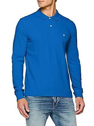 L Benetton s Polo Shirt Herren Poloshirt fbgyY76v