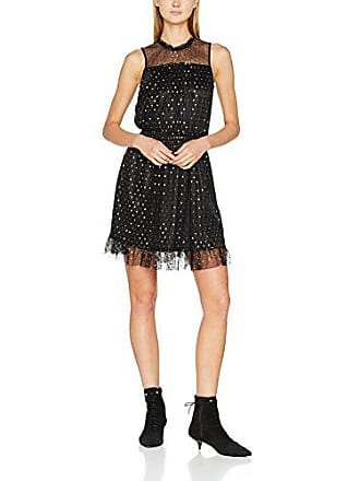 Volant Tom Mujer black dress Tailor 34 2999 Negro Vestido Dotted Para 4qqfgZx