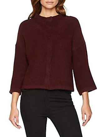 Medium 69q Mujer Sweater s Para L Rot Jersey bordeaux Sisley gzpwZnqWn