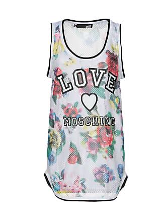 Love Moschino Love Moschino Vests Topwear 6UOq00yHPc