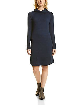 Azul deep 140573 Mujer 10128 Small Cecil Vestido Para Blue ZxXqwadIa