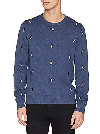 Shirt Bleu Sapphire Homme Original Sweat Crew dark Penguin qwTtnxB7