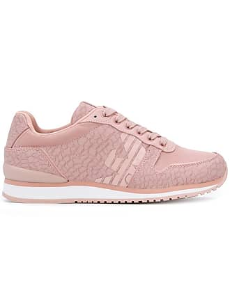 Low Emporio SneakersRose Armani top Patterned wukliTOPXZ