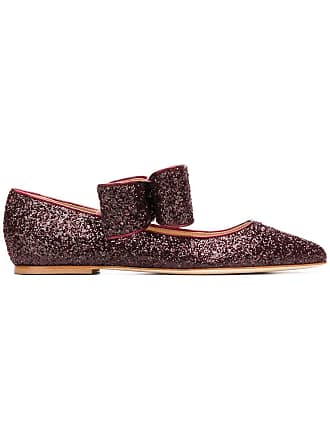 Ballerines Bonnie Plume Polly Rouge Ballerines Polly Plume wqIwOC