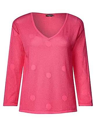 Strickpullover Street Damen Blossom 36 Pink Mit One Punkten Zwpvx
