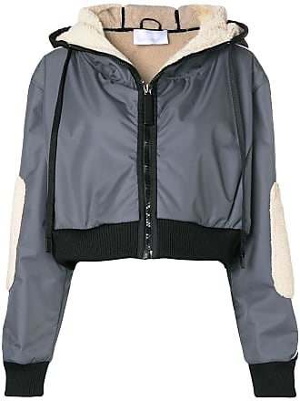 Logo Gris Ka'oi Jacket Panelled Sleeve No EaRnX4xqX