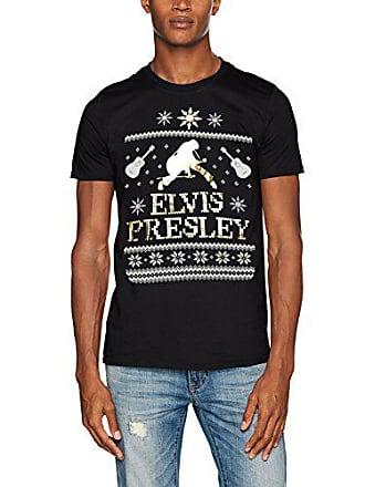 X T Fair Shirt Homme Noir Cid Presley Dqxn6aw Elvis Isle 2IEDH9